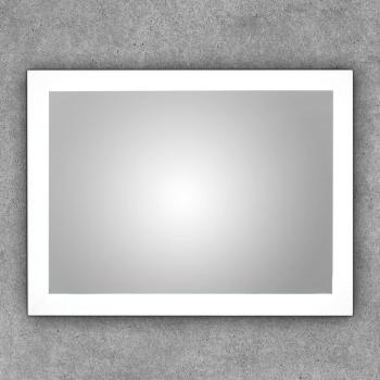 Espejo con luz led retroiluminado baño Larisa