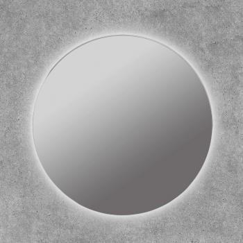 Espejo redondo con luz led retroiliminado Zaniah